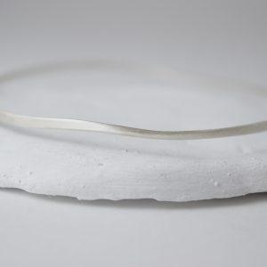 Sterling Silver Single Bracelet